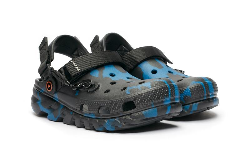 機能感注入!Post Malone 攜手 Crocs 推出全新聯乘鞋款