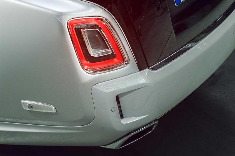 SPOFEC 打造 Rolls-Royce Phantom 全新強化改裝版本