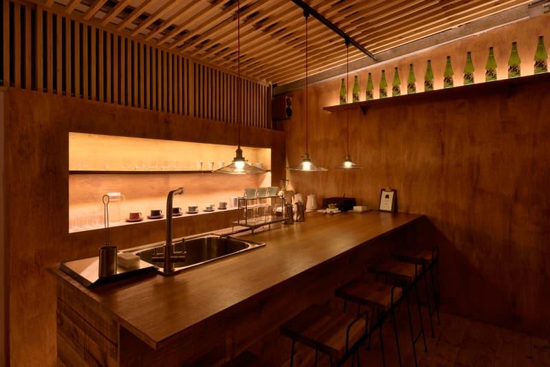 隱於城市 − 走進台灣山屋概念咖啡館「森3 BAR」