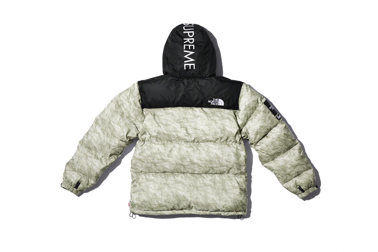 冬季重磅 - Supreme x The North Face 2019 秋冬全新聯乘系列發佈