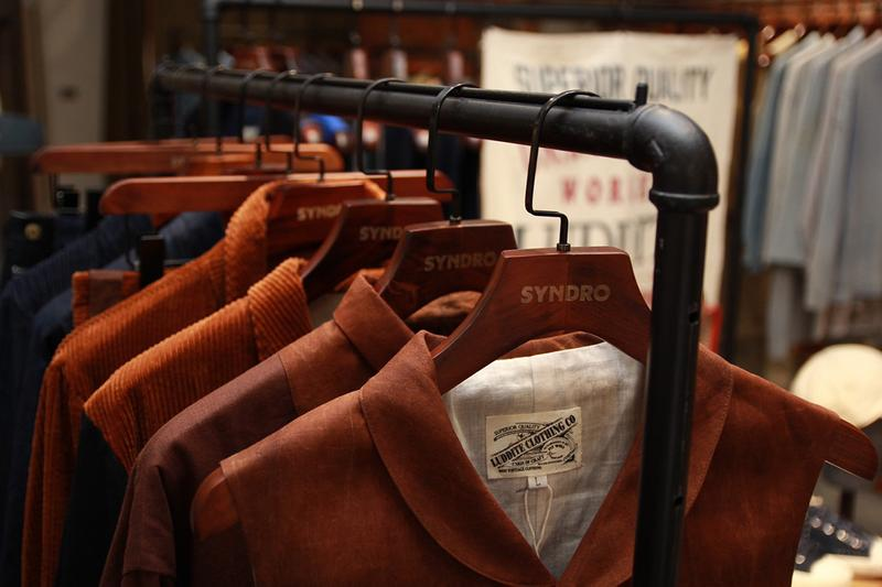 率先走進 SYNDRO HOUSE x 香港古著選品店 LUDDITE 期間限定店舖