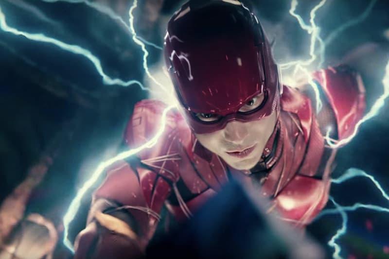 Ezra Miller 主演 DC 獨立電影《閃電俠 The Flash》上映檔期正式敲定