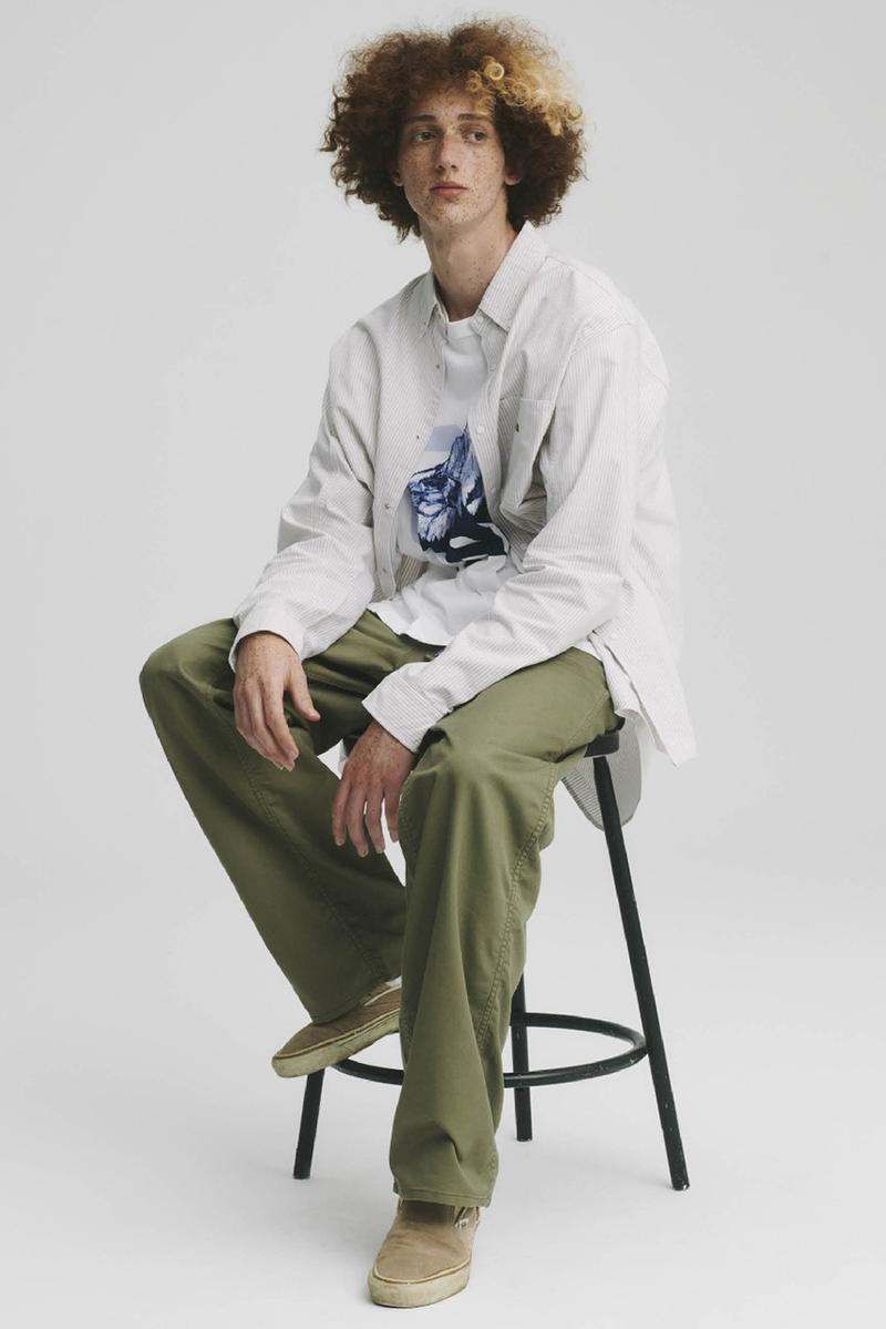 THE NORTH FACE PURPLE LABEL 2020 春夏系列 Lookbook 正式發佈