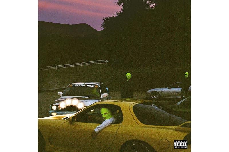 Travis Scott 個人廠牌 Cactus Jack 首張合輯《JACKBOYS》正式發佈
