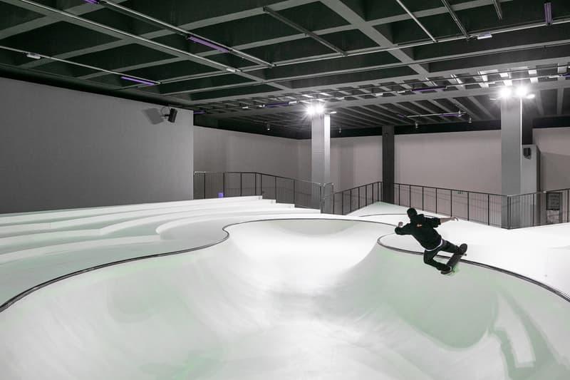Koo Jeong A 於 Triennale Milano 美術館打造別注「螢光」滑板場