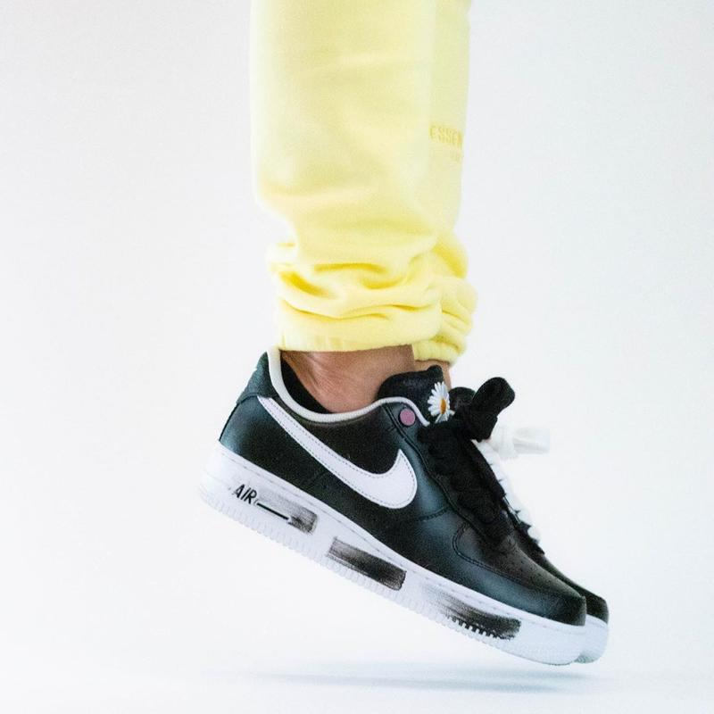 完整一覽 PEACEMINUSONE x Nike Air Force 1「Para-Noise」上腳圖輯