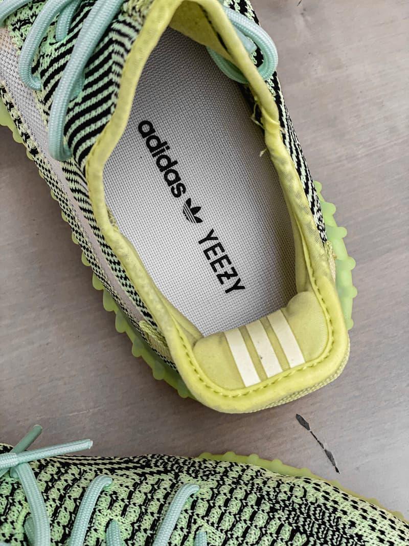 YEEZY BOOST 350 V2 全新配色「YEEZREEL」實鞋搶先近賞