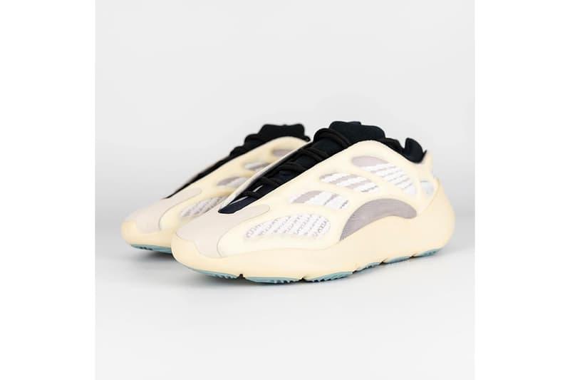 率先預覽 YEEZY BOOST 700 V3「Azael」最新鞋款