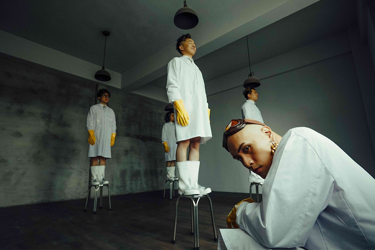 保持有機!YELLOW 全新 EP《馬戲團 CIRCUS FEVER》正式發佈
