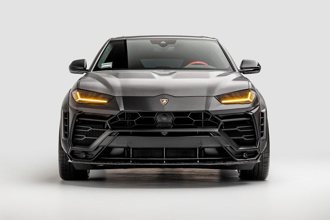 1016 Industries 打造 Lamborghini Urus 全新改裝車型