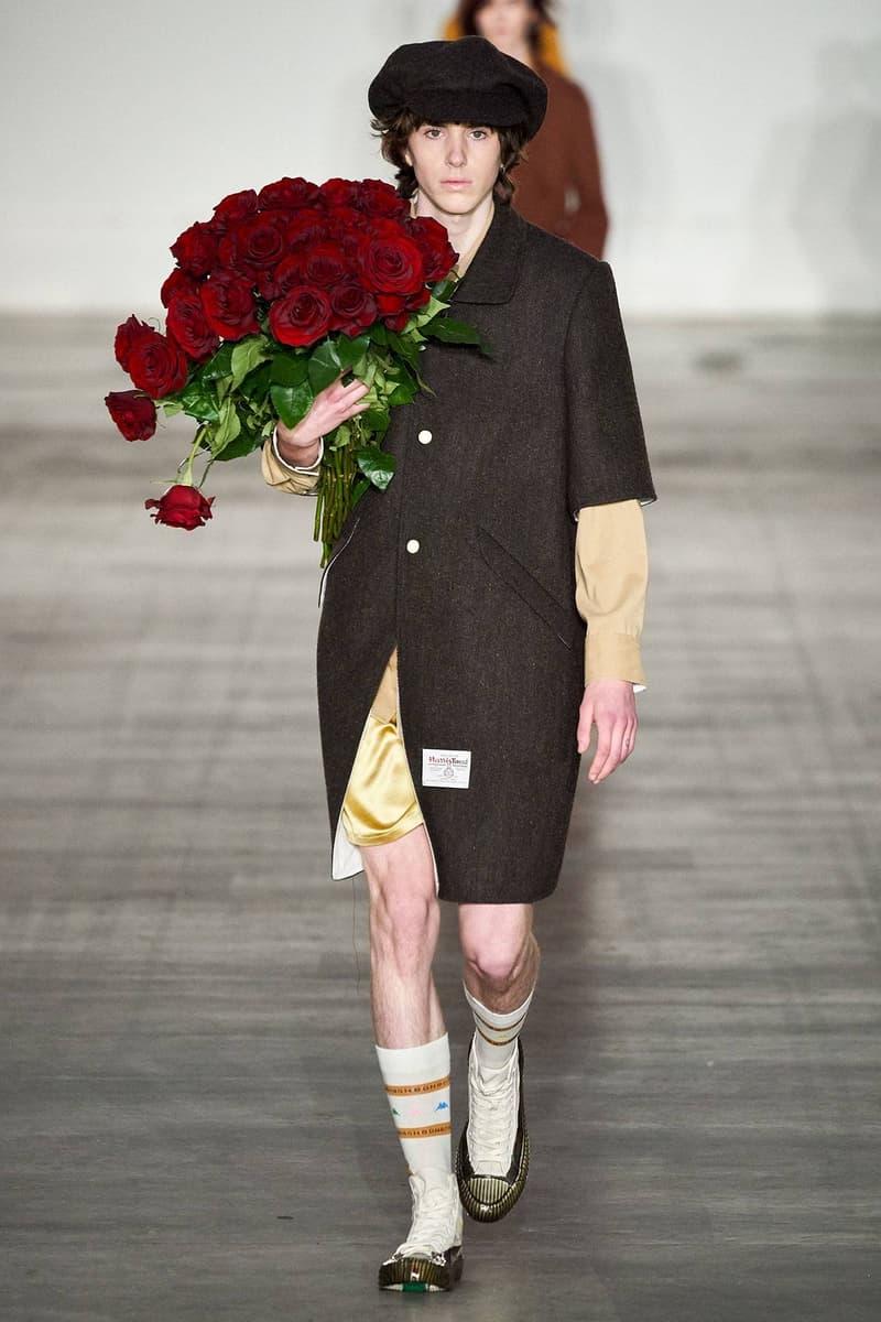 倫敦男裝周-8ON8 2020 秋冬系列時裝大秀