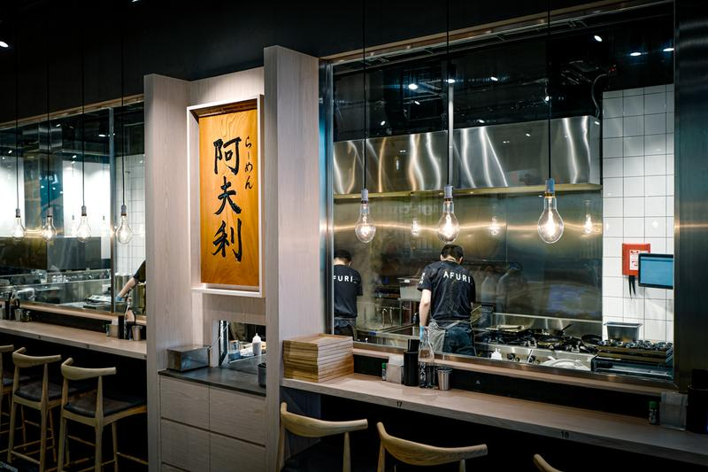 率先走進日本超人氣拉麵 AFURI 香港首間分店