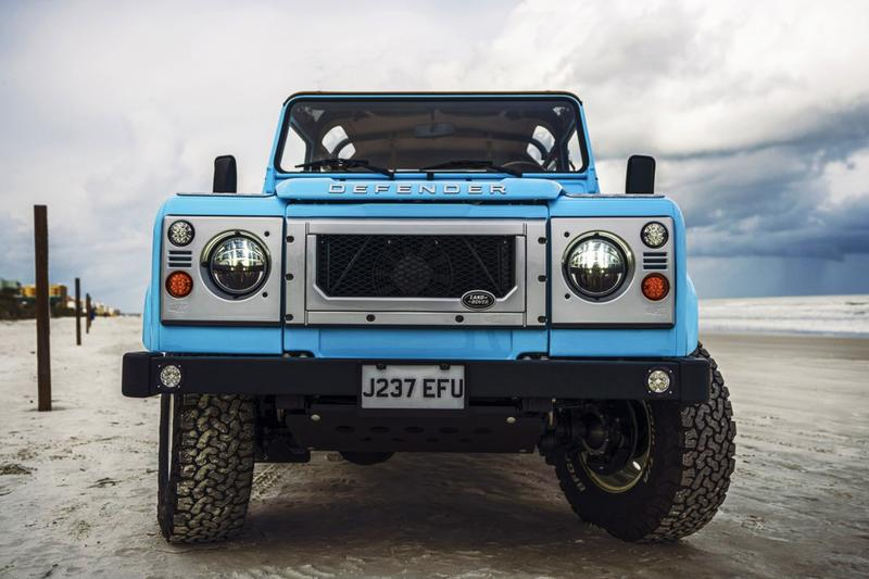 休閒改裝-Arkonik 打造 Land Rover D90 Defender「Reef」改裝車型