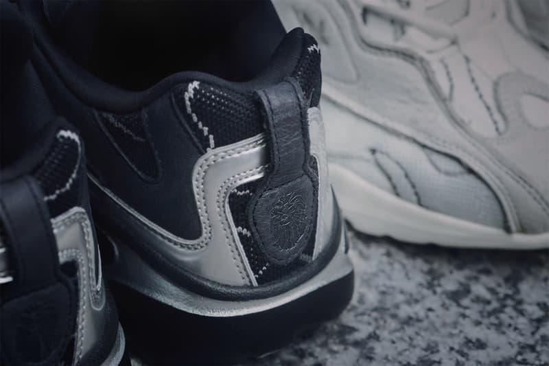 BAPE BLACK 攜手 Reebok 帶來兩款經典別注球鞋