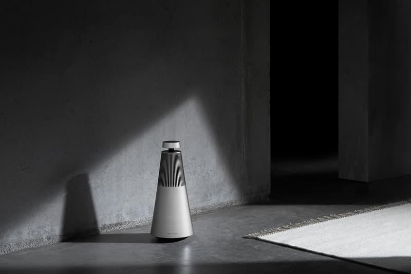 原始工業風-Bang & Olufsen 推出「Contrast Collection」光影系列