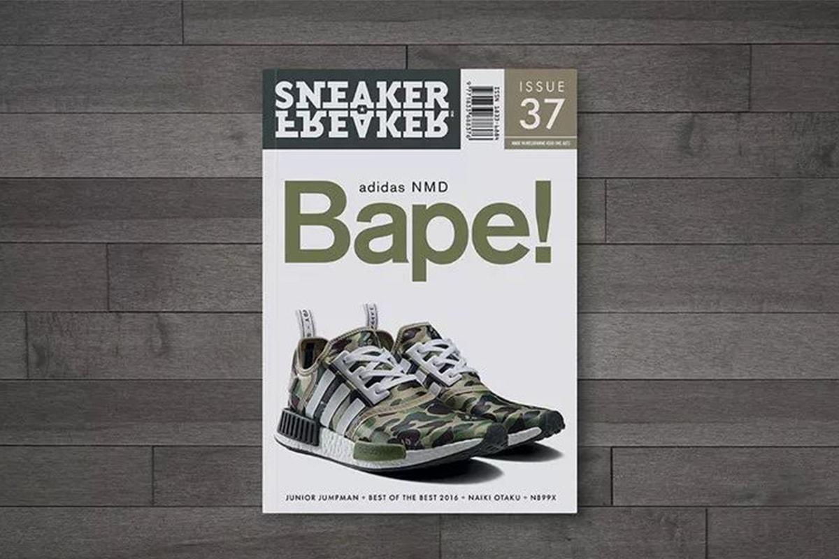《Sneaker Freaker》主腦 Woody Wood 親述成立雜誌的故事與歷年見聞