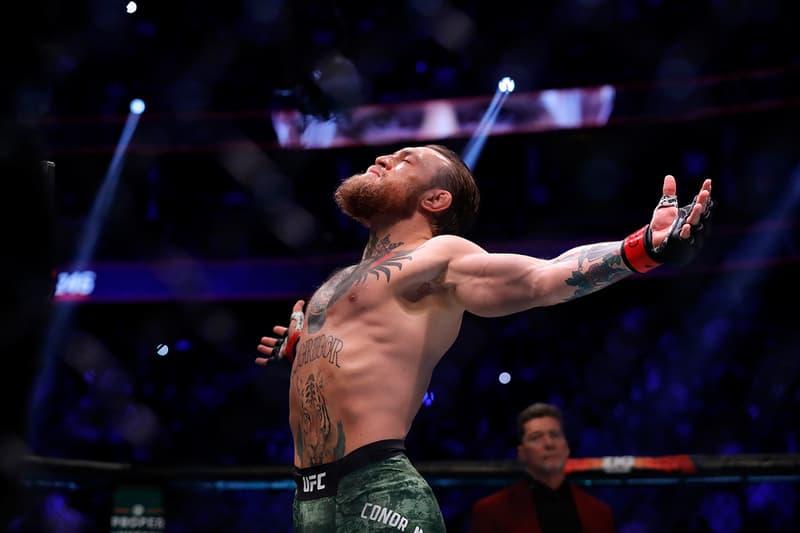 拳王歸位-Conor McGregor 回歸賽僅以 40 秒便 KO 對手 Donald Cerrone