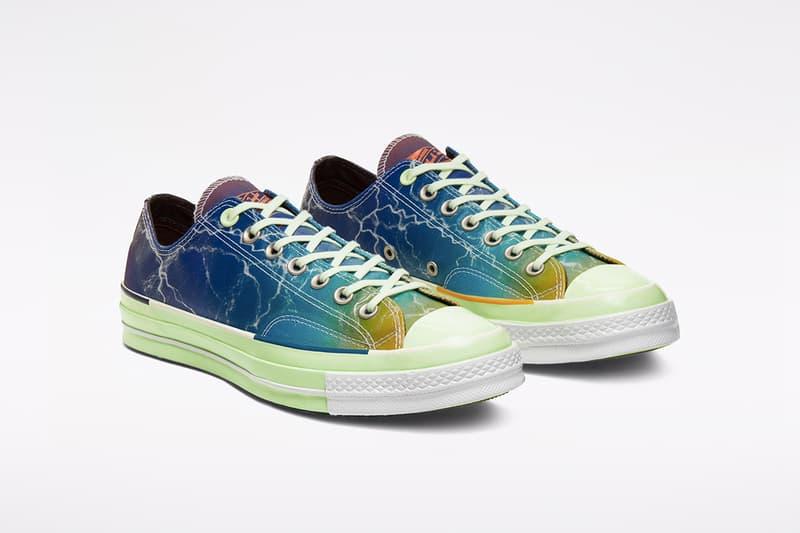 Converse x Pigalle 聯名 Chuck 70 鞋款香港區上架情報