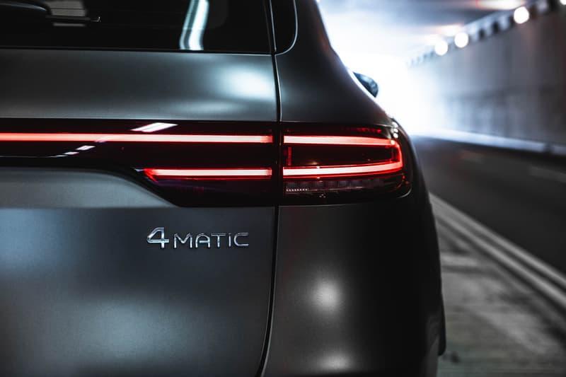 Mercedes-Benz 首台純電動車 EQC 400 4MATIC 實測體驗