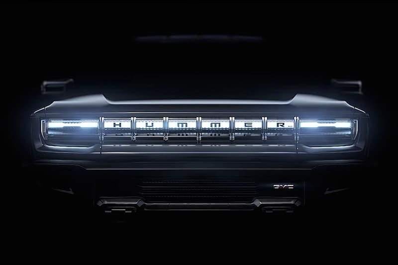 千匹悍馬! GMC 正式發佈 4 條電能化 HUMMER 預告片