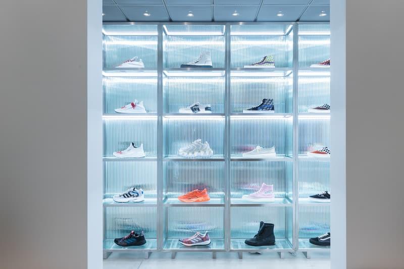 駐足潮聖-走進零售概念店 HBX Hong Kong 全新店面