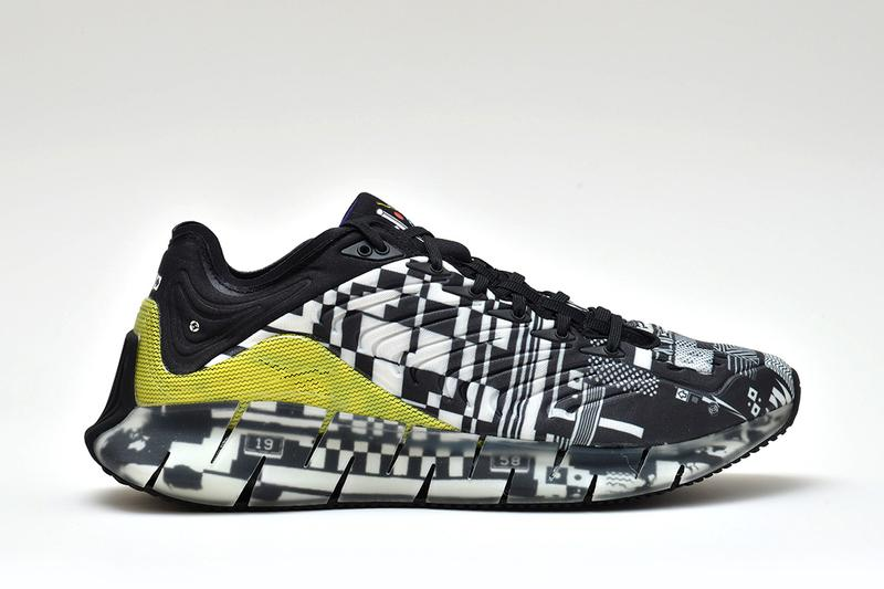 Reebok 再度攜手日本藝術家 Kenzo Minami 推出別注聯名鞋款
