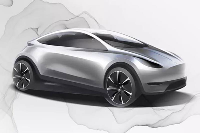 Tesla 發佈專攻中國市場的 Hatchback 新車預想圖