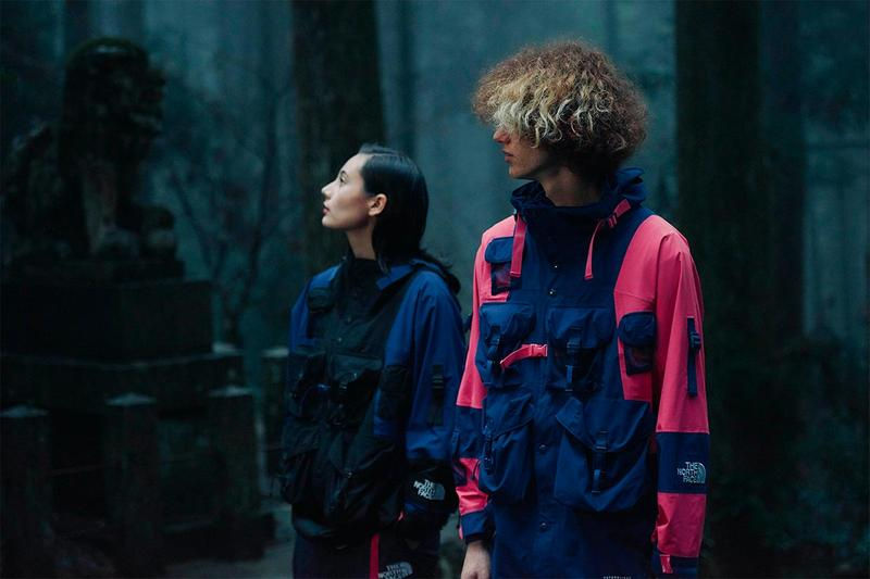 上架情報公開!The North Face Urban Exploration「Kazuki Pink」聯名系列 SS20 造型、單品照釋出
