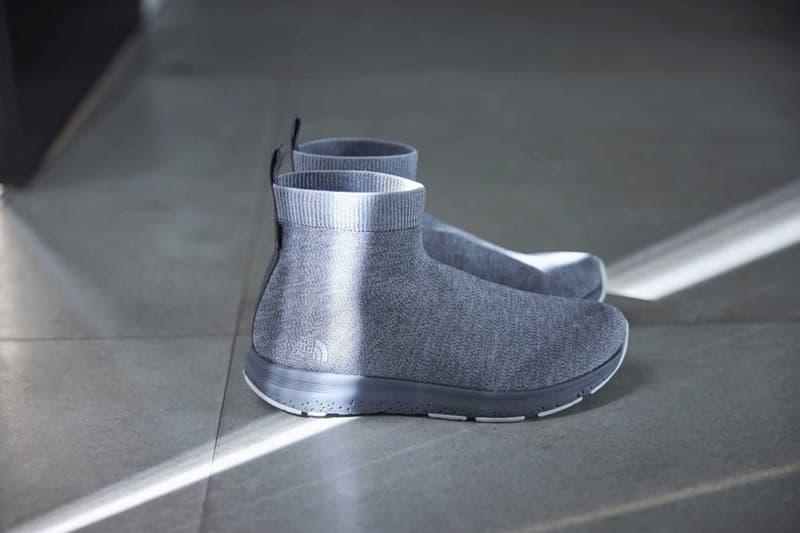 全天侯對應!The North Face 推出 Velocity Knit GORE-TEX Invisible Fit 鞋款