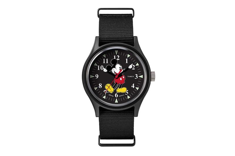 重塑經典-Timex x Mickey Mouse 攜手打造 MK1 別注手錶