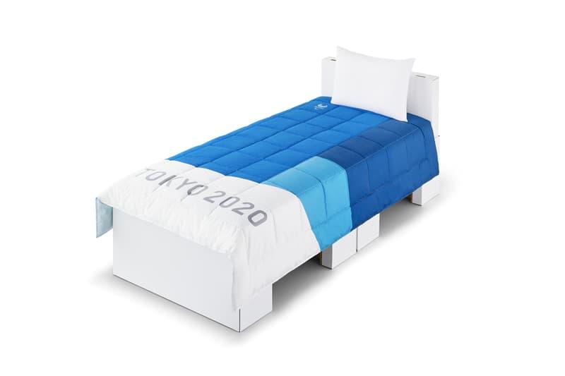 2020 東京奧運選手將會睡在這款由卡紙製成的床