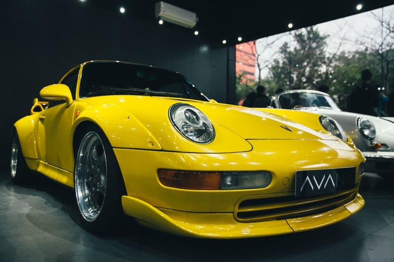 HYPEBEAST 走進 Avana Motorsports x Copaze《Day Of Porsche》車聚展覽