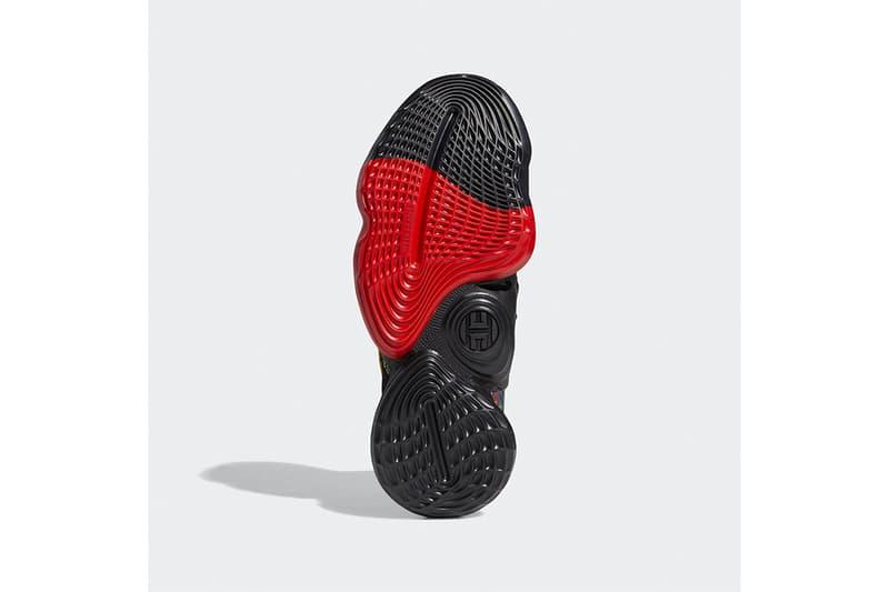 adidas Harden Vol. 4 最新 2020 農曆新年配色發佈