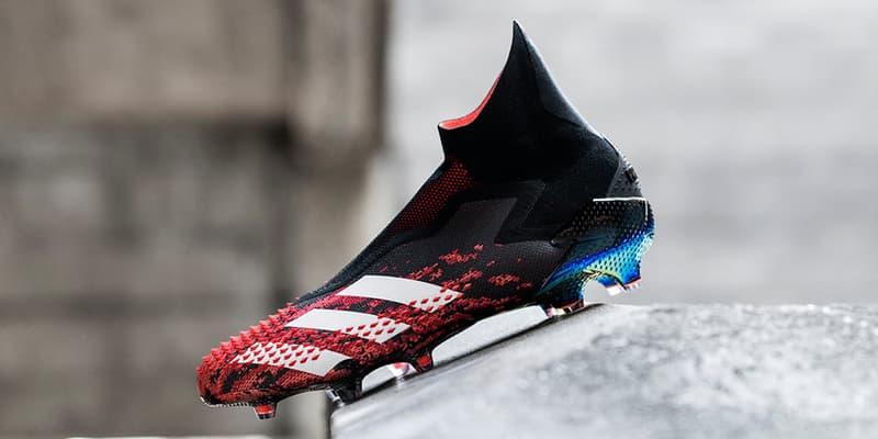adidas Football 正式發佈新款 Predator 20 Mutator 足球鞋