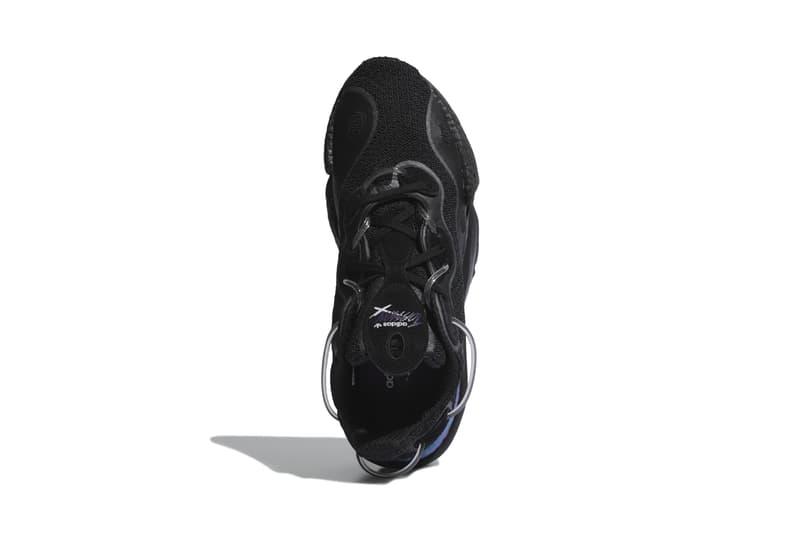 adidas Torsion X 全新配色「Night Metallic」正式發佈
