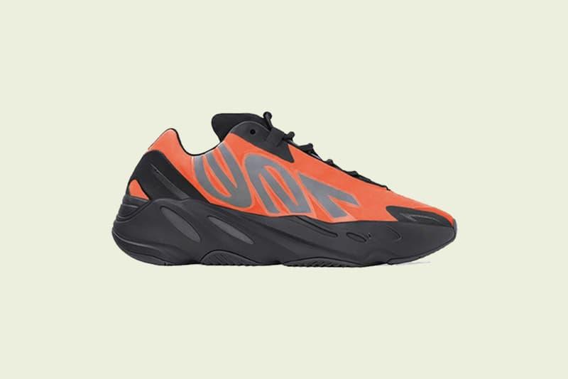 搶先預覽 YEEZY BOOST 700 MNVN 最新配色「Orange」上腳圖輯