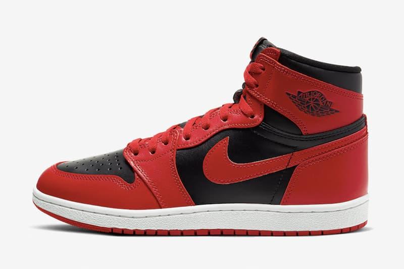 原點回歸-Air Jordan 1 Hi '85「Varsity Red」官方圖輯釋出
