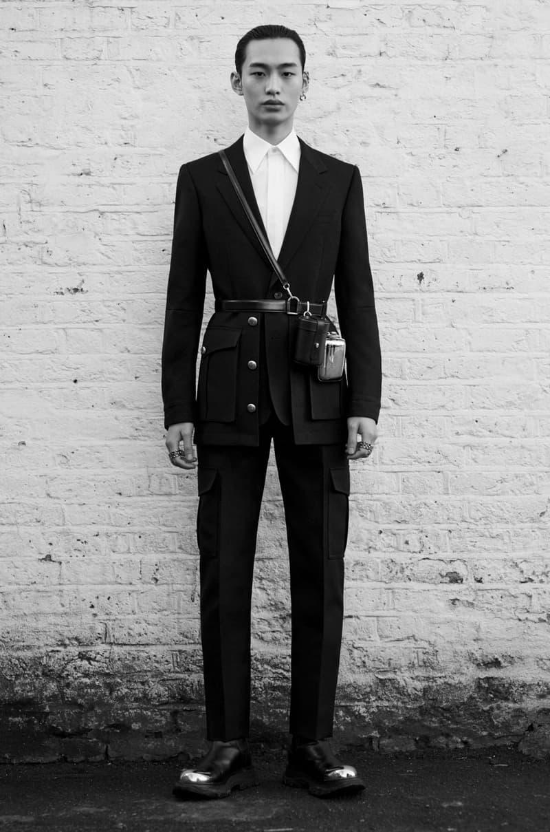 Alexander McQueen 2020 秋冬系列 Lookbook 正式發佈