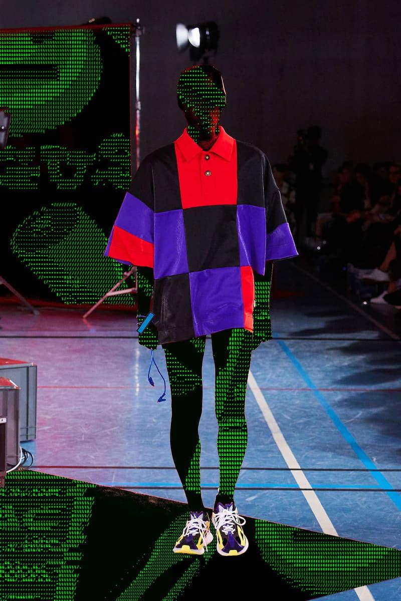 巴黎時裝周 − ANGUS CHIANG 2020 秋冬系列大秀