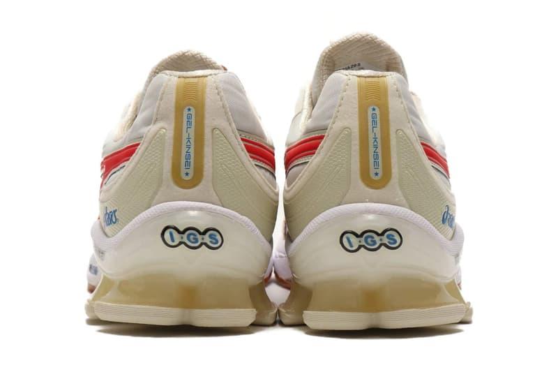 備戰 2020 東京奧運!ASICS 最新鞋款系列「Retro Tokyo」復刻登場