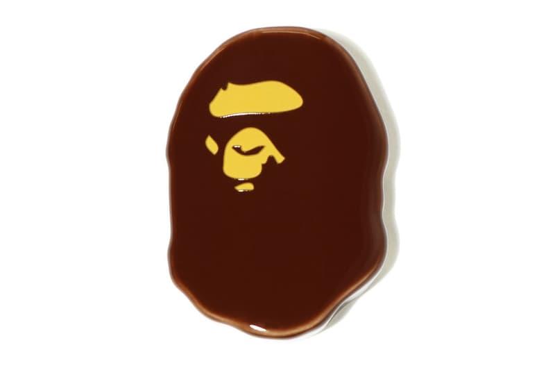 吃團猿飯 − A BATHING APE® 推出 ABC CAMO 迷彩餐具家飾系列
