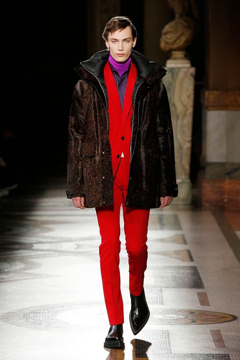 巴黎時裝周 − Berluti 2020 冬季系列時裝大秀