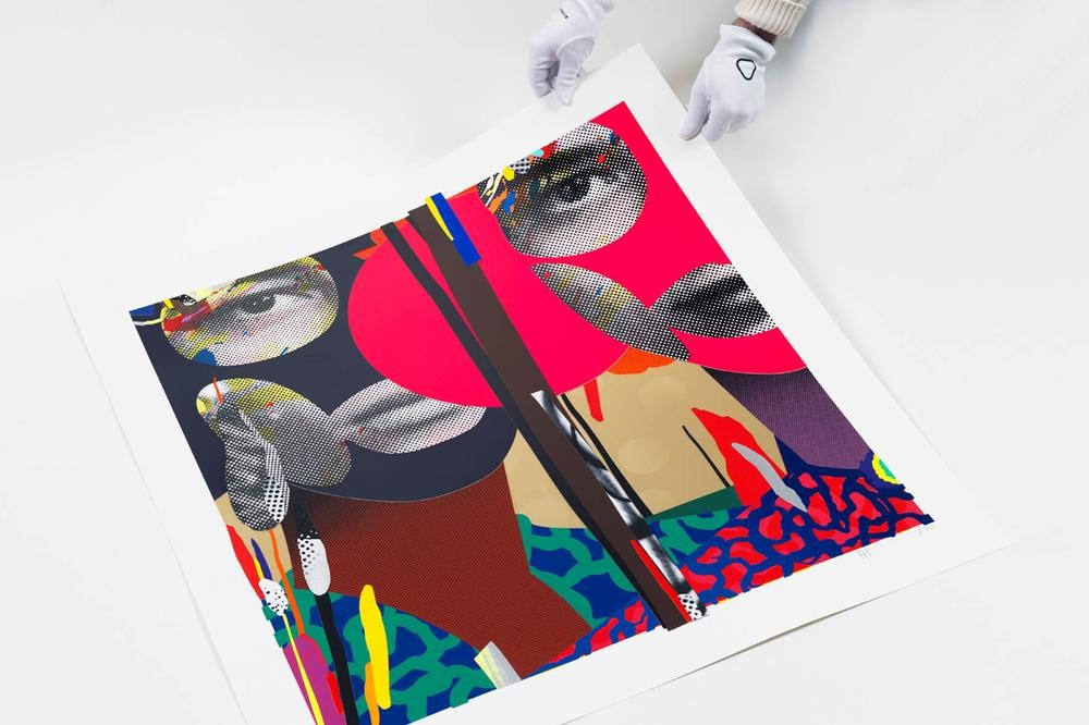 Best Art Drops:《Tom and Jerry》招財貓、KAWS《The News》系列圓盤畫作