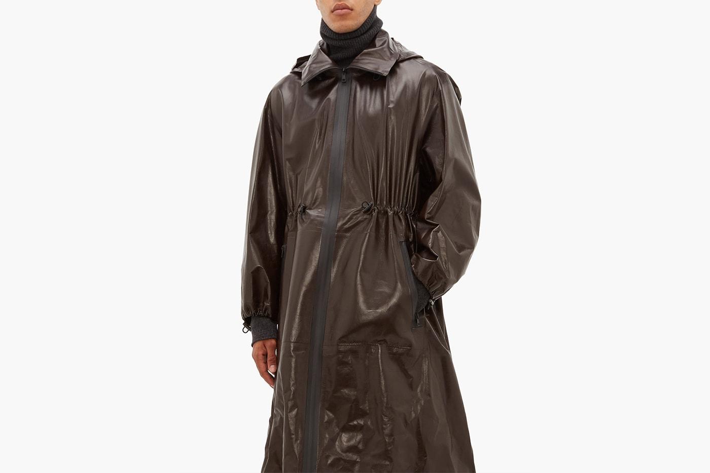 本日嚴選 8 款皮革外套單品入手推介
