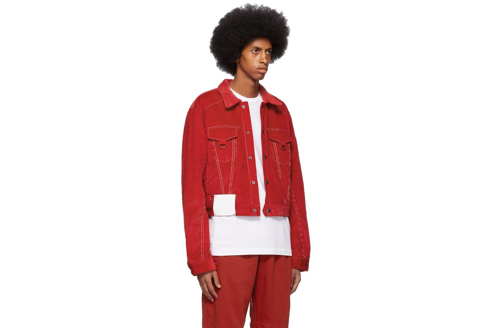 新春造型流-嚴選 10 款紅色衣物單品入手推介