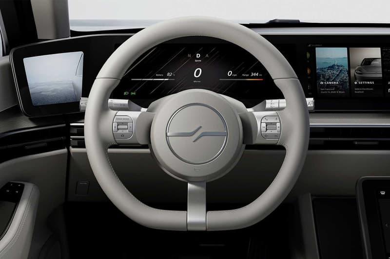 CES 2020 − Sony 揭示品牌首款電能車 Vision-S