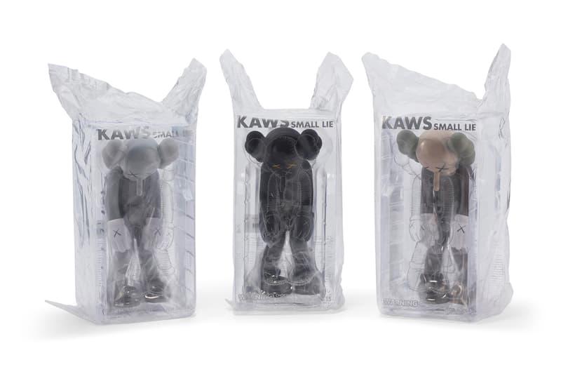 親民拍賣 - KAWS、草間彌生所製極罕藝品於 Christie's 正式競拍中