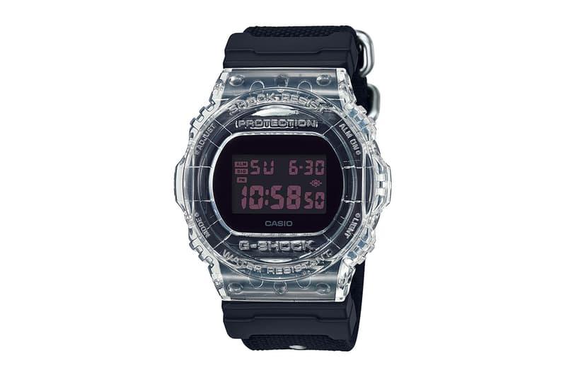 CLOT x G-SHOCK 最新聯乘 DW-5750 腕錶台灣發售情報