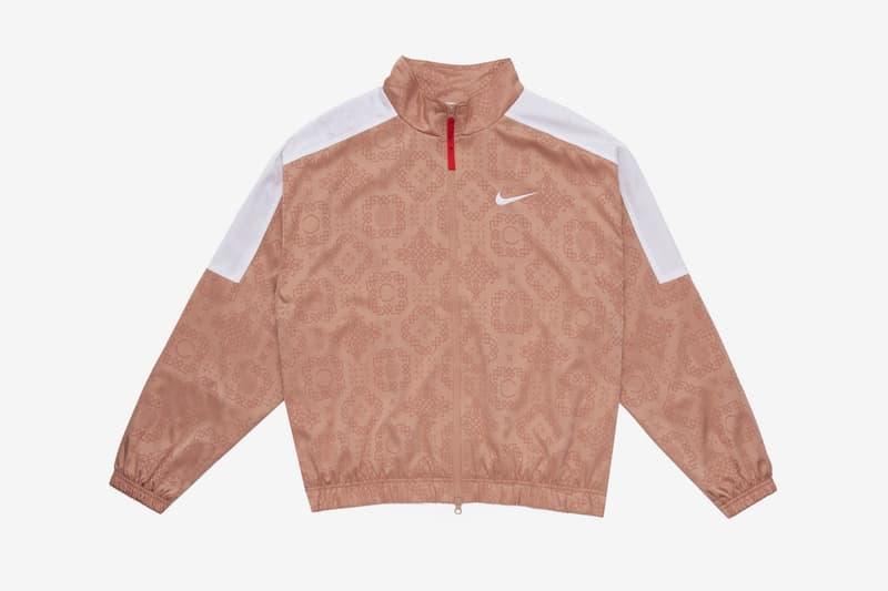 CLOT x Nike 再度聯手打造「Rose Gold Silk」奢華運動服套裝
