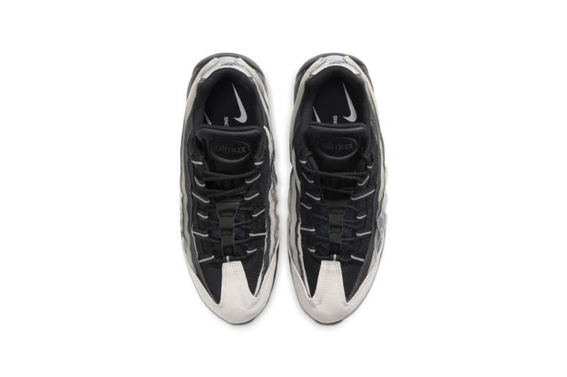 COMME des GARÇONS HOMME PLUS x Nike Air Max 95 聯乘鞋款發售日期公開(UPDATE)